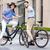 para · rowery · miasta · lata · wakacje · wakacje - zdjęcia stock © master1305