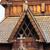 ahşap · dış · duvar · geleneksel · kilise - stok fotoğraf © master1305
