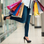 woman legs with shopping bags stock photo © master1305