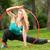 giovani · femminile · atleta · parco - foto d'archivio © master1305