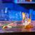 whisky · aislado · blanco · fiesta · vidrio - foto stock © master1305