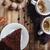 beker · koffie · stuk · cake · voedsel · thee - stockfoto © master1305