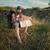 молодые · кавказский · человека · рюкзак · ходьбе · Top - Сток-фото © master1305