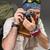 turistica · fotocamera · ritratto · maschio · zaino · seduta - foto d'archivio © master1305