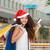 hermosa · qué · Navidad · presente · comprar - foto stock © master1305