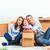 幸せな家族 · 修復 · 家族 · 宿泊施設 · ボックス · 家 - ストックフォト © master1305