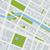 vektor · absztrakt · város · térkép · utca · kék - stock fotó © maximmmmum