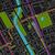 city map with transportation scheme stock photo © maximmmmum