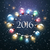 boldog · új · évet · 2016 · vektor · üdvözlőlap · design · tél · művészet - stock fotó © maximmmmum