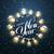 neşeli · Noel · ışıklar · mutlu · altın · hediye - stok fotoğraf © maximmmmum