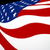 волнистый · американский · флаг · иллюстрация · вечеринка · синий · флаг - Сток-фото © maximmmmum