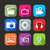 ícones · teia · móvel · aplicações · criador · indústria - foto stock © maximmmmum