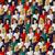 vektor · illusztráció · üzlet · politika · közösség · nagyobb · csoport - stock fotó © maximmmmum