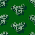 vector seamless pattern with handwritten saint patricks day label holiday lettering composition stock photo © maximmmmum