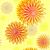 vektör · altın · model · kırmızı - stok fotoğraf © maximmmmum