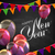 happy new year lettering chalk composition stock photo © maximmmmum