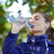 Young Beautiful Sports Woman Drinking Water During Exercises stock photo © maxpro