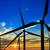 szél · generátor · naplemente · zöld · megújuló · energia · tájkép - stock fotó © maxpro