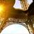ver · Torre · Eiffel · abaixo · Paris · França · edifício - foto stock © maxpro