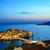 sziget · Montenegró · épület · természet · tájkép · tenger - stock fotó © maxpro