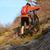 ciclista · outdoor · percorso · ruota · mountain · bike - foto d'archivio © maxpro