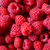 beautiful red summer background of juicy raspberries stock photo © maxpro