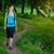 jonge · vrouw · lopen · jonge · mooie · vrouw · outdoor - stockfoto © maxpro