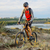 kerékpáros · lovaglás · bicikli · bicikli · versenypálya · kilátás - stock fotó © maxpro