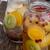自家製 · ドリンク · 表示 · 柑橘類 - ストックフォト © maxsol7