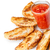 segurelha · tortas · comida · branco · isolado · saboroso - foto stock © maxsol7