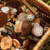cesta · boletos · outono · floresta · natureza · verde - foto stock © maxsol7