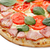pizza slice close up stock photo © maxsol7