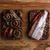 variedade · abrir · sanduíches · denso · escuro · centeio - foto stock © maxsol7