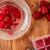 заморожены · гибискуса · чай · подготовка · красный · деревянный · стол - Сток-фото © maxsol7