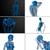 3D · medische · illustratie · skelet · bot - stockfoto © maya2008