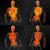 coração · dor · anatomia · médico · ilustração · 3D - foto stock © maya2008