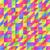 naadloos · regenboog · driehoek · meetkundig · communie - stockfoto © Mayamy