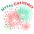 christmas · vuurwerk · vector · kleurrijk · eren · witte - stockfoto © Mayamy