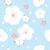 naadloos · katoen · plant · bloemen - stockfoto © Mayamy