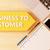 üzlet · fogyasztó · lineáris · szöveg · nyíl · notebook - stock fotó © mazirama