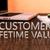 vásárló · érték · kézzel · írott · szöveg · notebook · asztal - stock fotó © mazirama