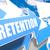 3d · render · Blauw · witte · pijlen · vliegen · dienst - stockfoto © mazirama