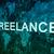 freelance · jonge · man · druk · digitale · knop · interface - stockfoto © mazirama