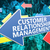 crm · клиентов · отношения · управления · синий · Мир · карта - Сток-фото © mazirama