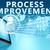 processo · melhoria · ilustração · azul · tecnologia - foto stock © Mazirama