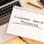 anket · hedef · örnek · dizayn · iş · imzalamak - stok fotoğraf © mazirama