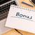 bonus · arayüz · dünya · haritası · mavi · mektup · kavram - stok fotoğraf © mazirama