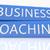 edzés · szó · kék · fehér · 3d · render · tanár - stock fotó © mazirama