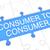 fogyasztó · szöveg · kék · nyíl · repülés · zöld - stock fotó © mazirama