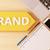 marca · 3D · apresentação · negócio · fundo · corporativo - foto stock © mazirama